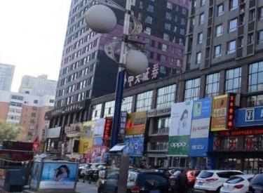 (出租)皇姑区长江街大门脸门市