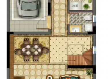 孔雀城新品别墅150送100平 5室2厅4卫150㎡