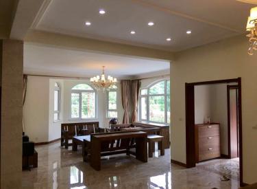 碧桂园太阳城  别墅 带400平花园 地上三层 精装修