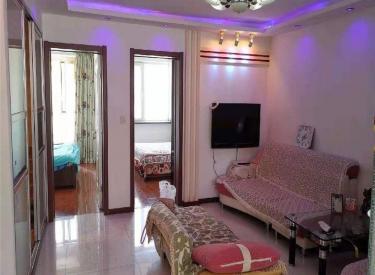 上东一期  精装修 二室一厅 园区中心 物业 地热 两南卧室