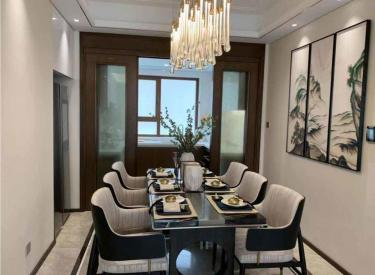 于洪新城 龙湖九里颐和144平洋房,客厅开间七米,高品质洋房
