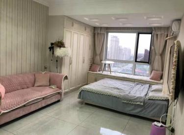 整租·红豆杉温泉花园 蒲河地铁站 1室精装修 拎包入住