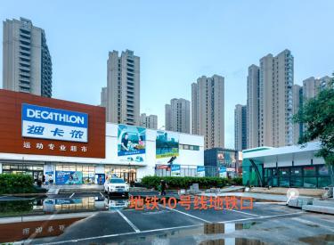 (出租)二环旁,丁香湖畔临街独栋双层大空间商业招租
