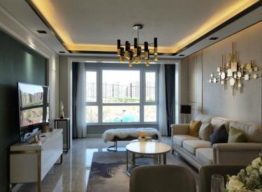 沈抚新城 德商五号院 电梯洋房 精装修 两室标准户型97平