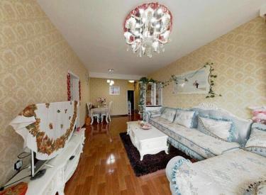 长白岛 新加坡城 精装婚房 南北两室 满两年 一期新加坡城