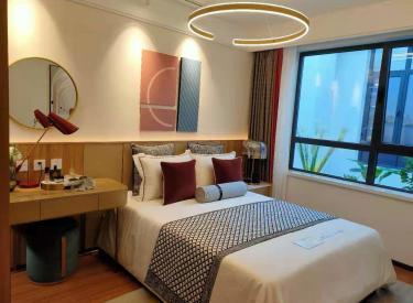 西江街上 海逸康城 精装修一室一厅南向户型 屋里东西全部赠送