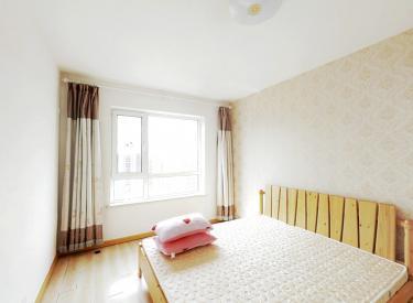中海四期   南北通透 看房随时 二居价格买三居
