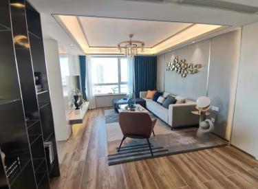 中央大街 美域天成 两室送一室 纯现房 南北通透 近地铁
