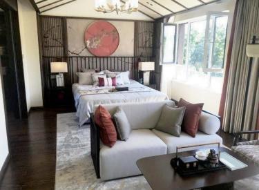 世茂国风盛京 中式庭院 新中式合院别墅(4大南向主卧套房)