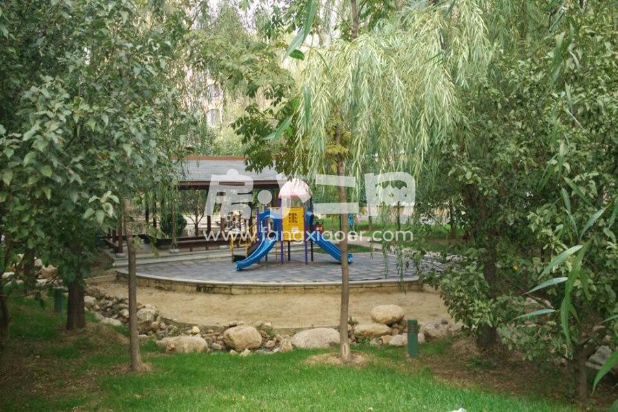 步阳·江南甲第一期景观——儿童游乐设施