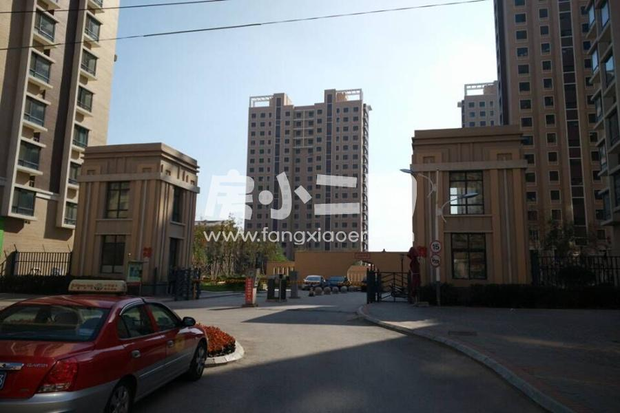 步阳江南甲第二期园区图片