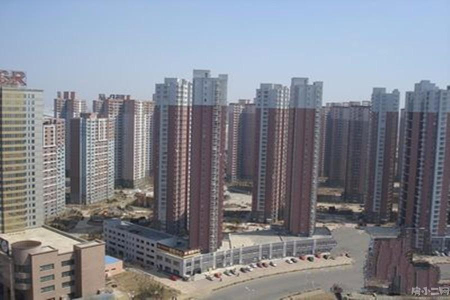 SR国际新城小区