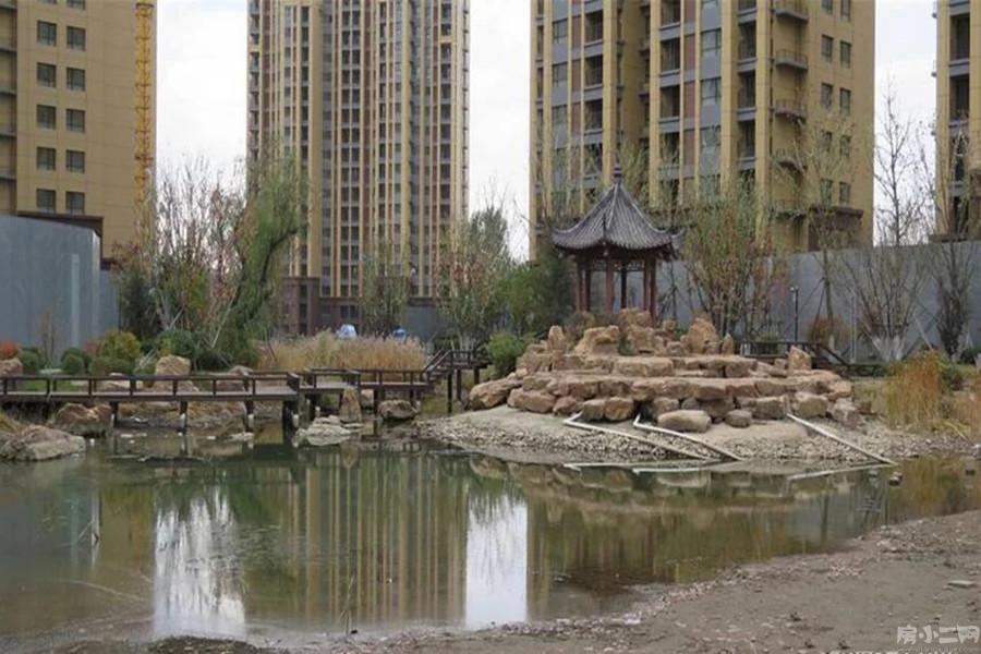 荣盛城园区图片