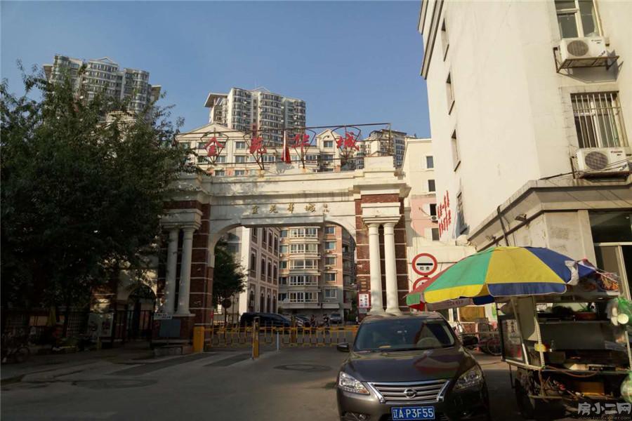 金苑华城园区图片