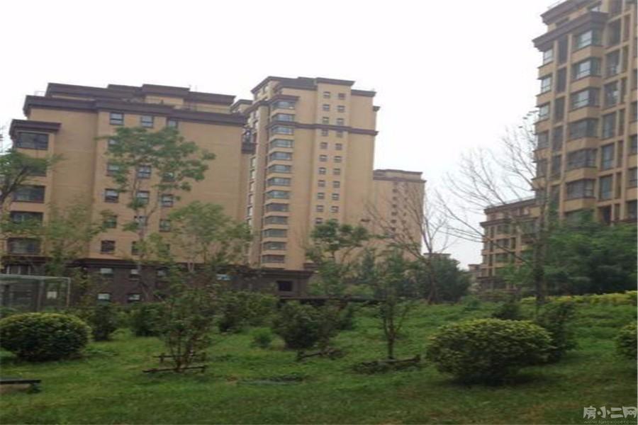荣盛盛京绿洲园区图片