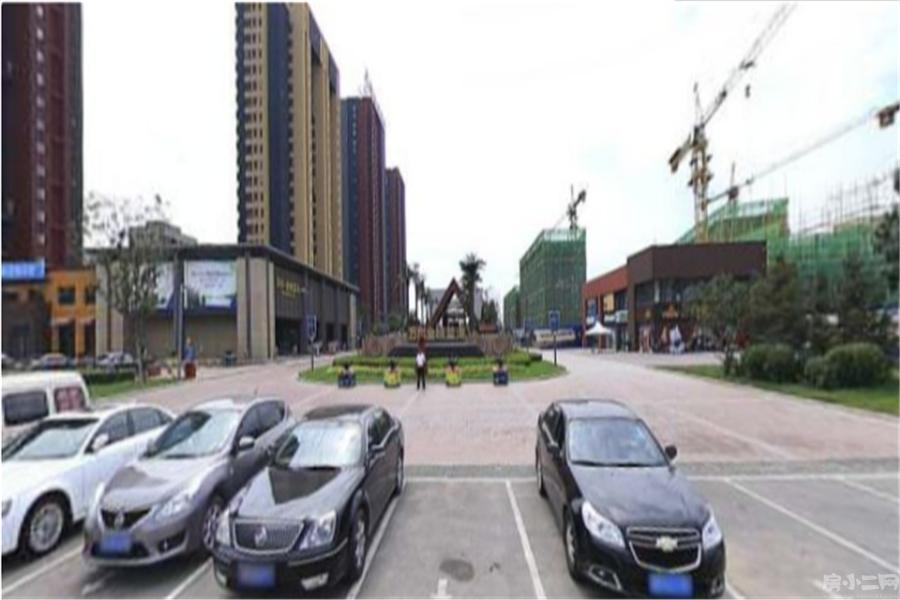 万科城市之光(沈抚新区)园区图片