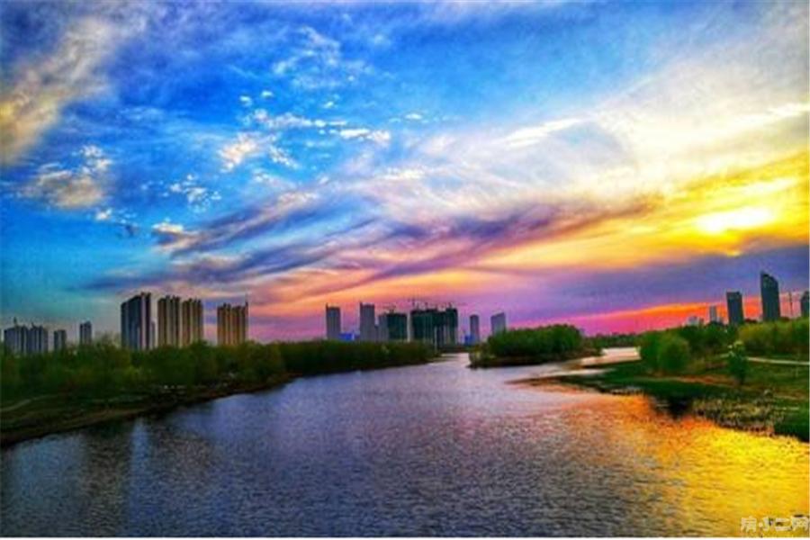 华宇中金河御雅院园区图片