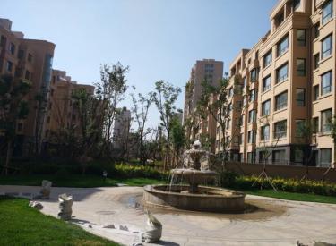 江南甲第三期景观—喷泉