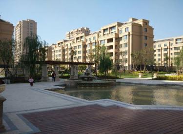 江南甲第三期景观—水系、喷泉