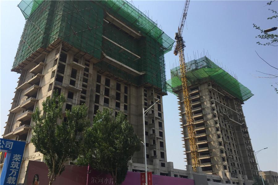 2018年6月工程建设实拍