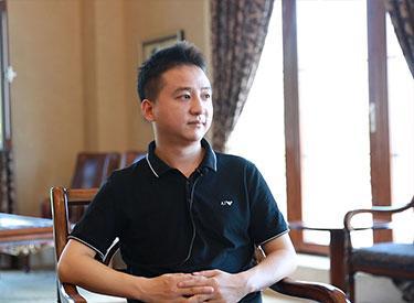 沈阳新希望置业有限公司总经理—蒋波