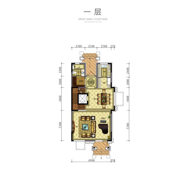 负二层约3.2米层高地下赠送空间,私享双泊位地下车库,归家动线自然。 负一层约3米高地下赠送空间,兼顾家人志趣,共享欢乐时刻。 一层南北入户门庭,独立玄关。近7米郎阔宽厅,采光、通风俱佳。 二层南北双卧套房,好景相伴。