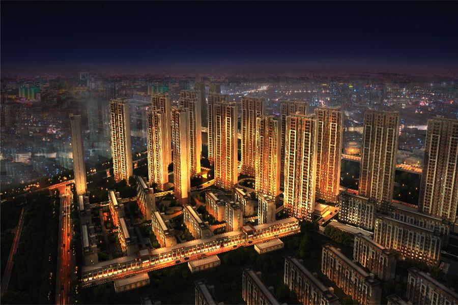 碧桂园银亿·大城印象