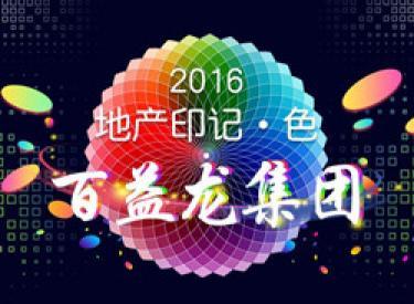 2016地产印记·色之百益龙集团