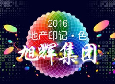 2016地产印记·色之旭辉集团